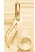 lemovaná nota 1 cm ze žlutého zlata