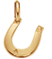pozlacená podkova 1 cm
