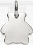 stříbrná myš 1 cm