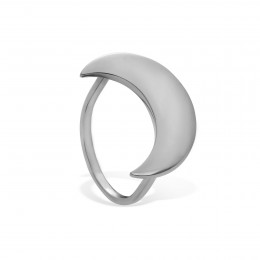 Stříbrný prsten Lune