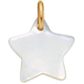 hvězdička z perletě 1,5 cm PO