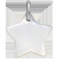 hvězdička z perletě 1,5 cm SR
