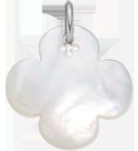 čtyřlístek kulatý zperletě 2,7 cm SR