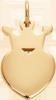 Koruna King 1,5 cm pozlacená
