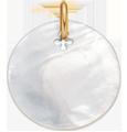 medailon z perletě 2 cm PO