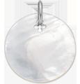 medailon z perletě 2 cm SR